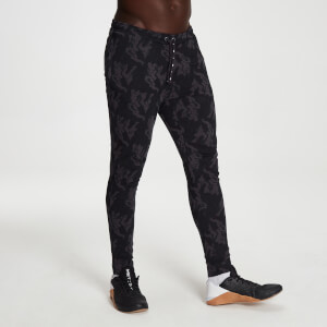 MP Adapt joggingbroek met camodessin - Zwarte camo