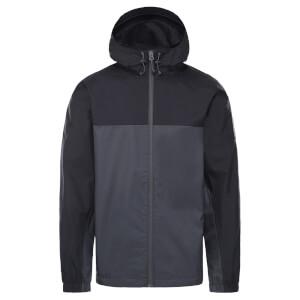 The North Face Men's Mountain Q Jacket - Asphalt Grey/TNF Black
