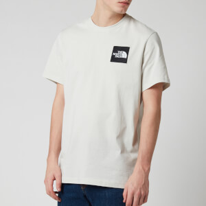 The North Face Men's Blackbox Logo T-Shirt - Tin Grey