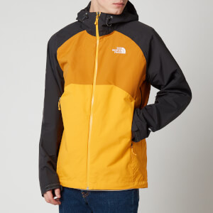 The North Face Men's Stratos Jacket - Summit Gold