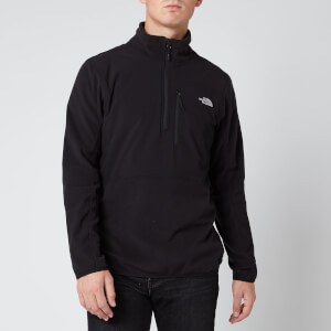The North Face Men's Glacier Pro 1/4 Zip Fleece - TNF Black