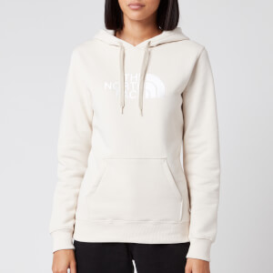 The North Face Women's Drew Peak Pullover Hoodie - Vintage White