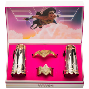 Set de Répliques Wonder Woman 1984 - Édition Limitée