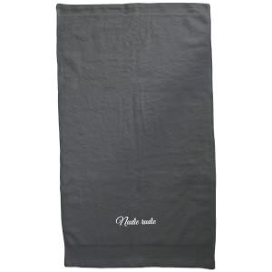 Nudie Rudie Embroidered Towel