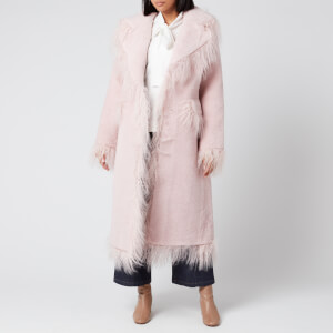 Saks Potts Women's Jimy Coat - Pink