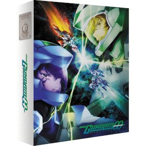 Mobile Suit Gundam 00 Special Editions and Film Collector's Edition