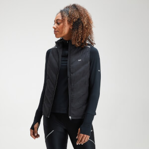 MP Women's Velocity Gilet- Black
