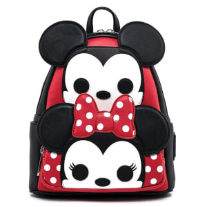 Loungefly Pop! Disney Mickey and Minnie Cosplay Mini Backpack