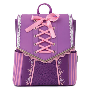 Loungefly Disney Tangled Rapunzel Cosplay Mini Backpack