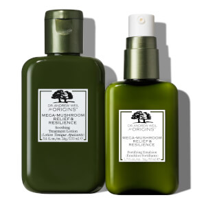 Origins Mega Essentials Soothing Treatment Lotion and Fortifying Emulsion Duo