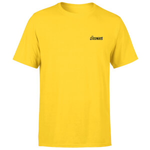 T-shirt The Goonies Hey You Guys - Jaune - Unisexe