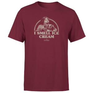 The Goonies I Smell Ice Cream Men's T-Shirt - Burgundy