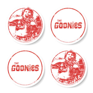 The Goonies Chunk Retro Coaster Set