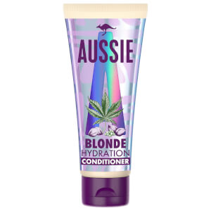 Aussie Blonde Hydration Purple Hair Conditioner 200ml