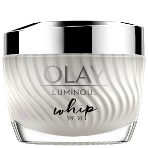Olay Luminous Whip Niacinamide Light as Air SPF30 Moisturiser Face Cream for Glowing Skin 50ml