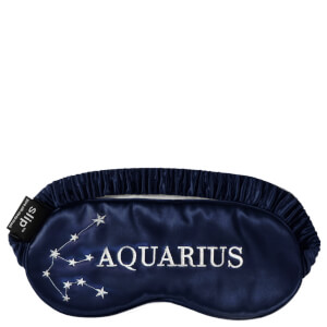 Slip Pure Silk Sleep Mask Zodiac Collection - Aquarius