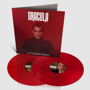 Silva Screen Records Dracula 2x Blood Red LP