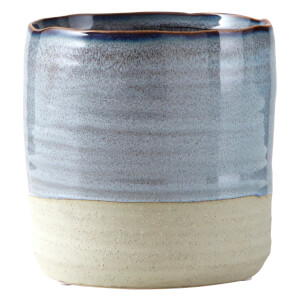 Caldera Grey Planter - Small