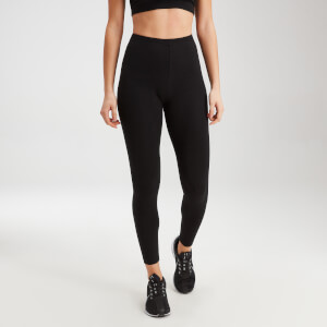 MP Damen Outline Grafik Leggings - Schwarz