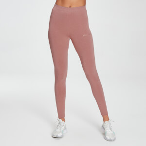 Mp Women's Tonal Graphic Leggings - Washed Pink