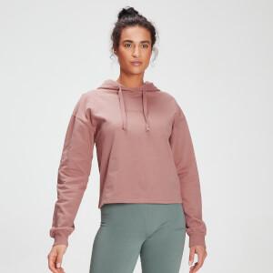 MP Tonal Graphic Kapuzenpullover für Damen – Washed Pink