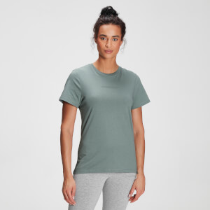 MP Women's Tonal Graphic T-Shirt - Washed Green