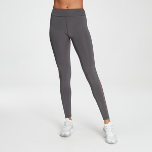 MP Women's Branded Training Leggings - Carbon