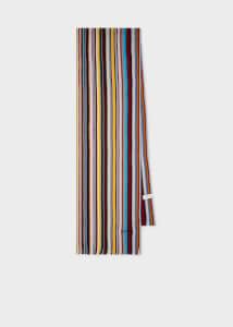 PS Paul Smith Men's All Over Print Scarf - Multi