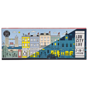 London - Double Sided Jigsaw