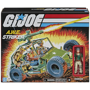 Hasbro GI Joe Retro Collection Vehicle A.W.E. Striker