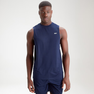 MP Men's Essentials Training Tank - Navy