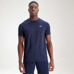 MP Men's Essentials Training Short Sleeve T-Shirt - Navy
