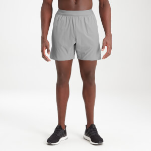 MP Men's Essentials Best Training Shorts - Storm Grey
