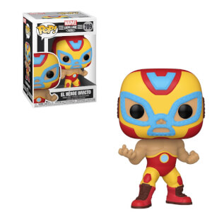 POP Marvel: Lucha Libre- Iron Man