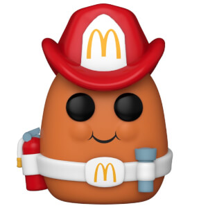 McDonalds Fireman Nugget Funko Pop! Vinyl