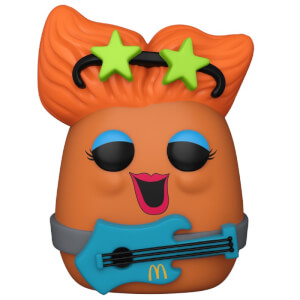 McDonalds Rockstar Nugget Funko Pop! Vinyl Figure