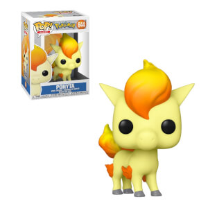 Pokemon Ponyta Funko Pop Vinyl