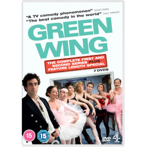 Green Wing: Series 1-2