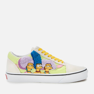 Vans X The Simpsons Old Skool Trainers - The Bouviers