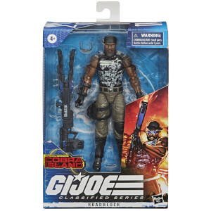 Hasbro G.I. Joe Classified Series Roadblock Action Figure