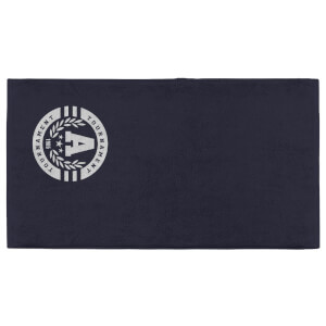 Sporting Plaque Fitness Towel