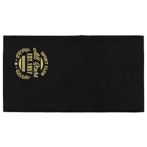 All Star Sports Club Fitness Towel