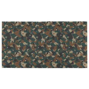 Woodland Camo Fitness Towel