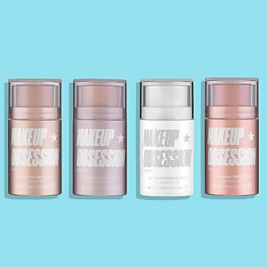 Makeup Obsession Illuminating Face & Body Shimmer Highlighter (Various Shades)