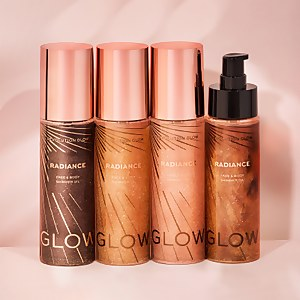 Revolution Glow Radiance Shimmer Oil (Various Shades)