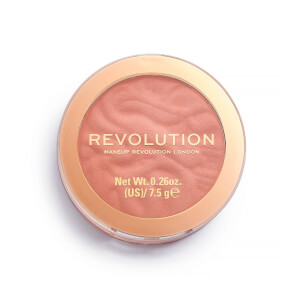 Makeup Revolution Blusher Reloaded - Rhubarb & Custard