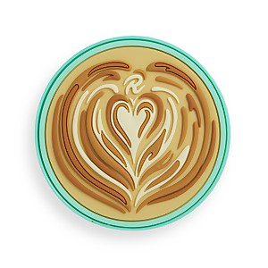 I Heart Tasty Coffee Bronzer - Cappuccino
