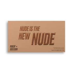 Makeup Obsession Eye Shadow Palette - Nude is the New Nude