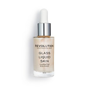 Makeup Revolution Glass Liquid Skin Primer Serum