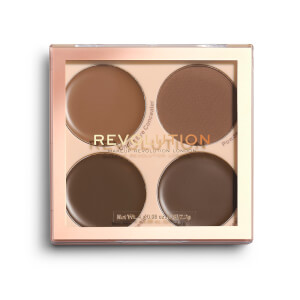 Makeup Revolution Matte Base Concealer Kit - C13-C16